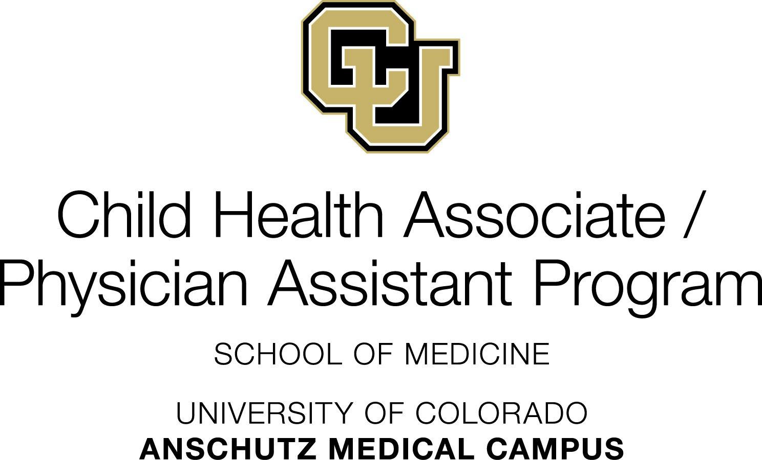University of Colorado Child Health Associate/Physician Assistant Program